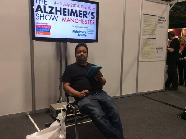 Alzheimer Show Manchester