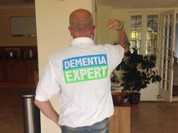 Chris dementia expert