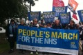 NHS campaigners