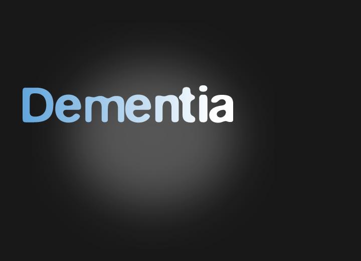 Dementia graphic